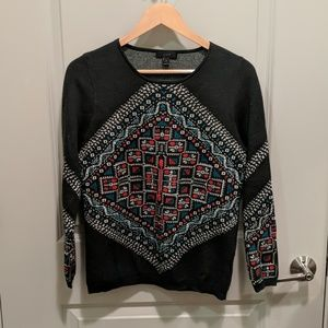 J Crew Holiday Sweater Size Medium